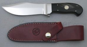 Canal Street Cutlery D'Holder Bowie Hunter 4-3/4 inch Blade