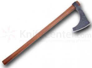 Hanwei Bearded Viking Axe Antiqued Finish 30 inch Overall