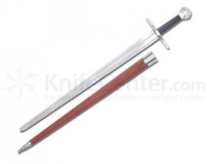 CAS Hanwei SH2046 Practical Single-Hand Knightly Sword 30 inch Blade