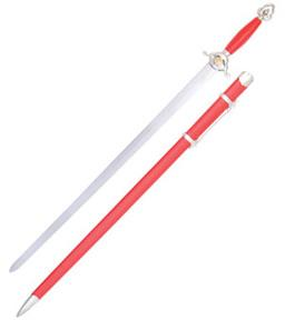 CAS Hanwei SH2062 Wushu Flexible Long Sword Practical Tai Chi Series
