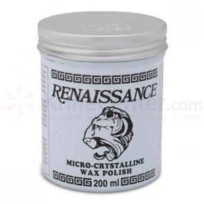 Renaissance Wax Micro-Crystalline Polish 200 ml (7 oz can)