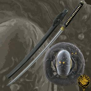 Shinto Katana  Forged High-Carbon Steel Blade Built For Cutting
