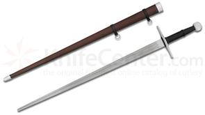 CAS Hanwei SH2106 Practical Hand-and-a-Half Sword 34 inch High-Carbon Steel Blade