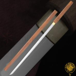 Zatoichi Stick/Sword (Folded) Folded High-Carbon Blade Rosewood Handle