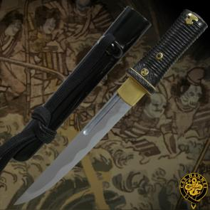 CAS Hanwei SH5022 Great Wave Tanto High-Carbon Steel Blade