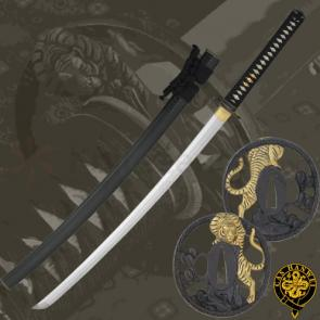 CAS Hanwei SH6006KFG Tiger Elite Katana Hand Forged And Folded Steel Blade