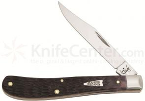 Case Purple Bone Slimline Trapper 4-1/4 inch Closed (61048 SS)