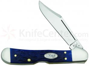 Case Pacific Blue Bone Mini CopperLock 3-5/8 inch Closed (61749L SS)