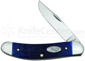 Case Pacific Blue Bone Sowbelly 3-7/8 inch Closed (TB6139 SS)