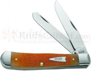 Case Cayenne Bone Trapper 4-1/8 inch Closed (6254 SS)