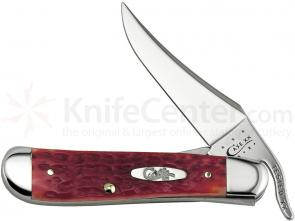 Case Dark Red CV RussLock 4-1/4 inch Closed (61953L CV)