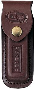 Case Genuine Leather Sheath for Trapper Models (980)