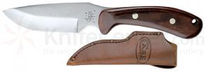 Case RidgeBack Wood Drop Point 8.5 inch Overall Rosewood Handle