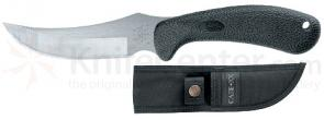 Case Ridgeback Hunter 8.5 inch Overall Black Zytel Handle Nylon Sheath