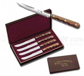 Case Set of Four Steak Knives