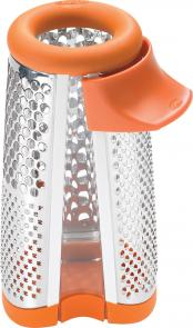 Chef'n 4-in-1 Cheese Grater with Rubberized Handle and Base