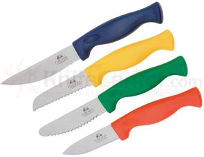 Chicago Cutlery 4 Piece Paring/Utility Knife Set