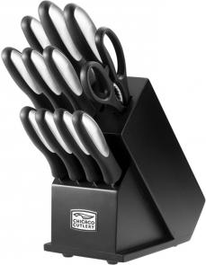 Chicago Cutlery Cortland 12 Piece Block Set