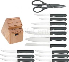 Chicago Cutlery Basics 15 Piece Knife Set