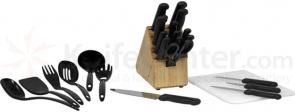 Chicago Cutlery Basics Series 25 Piece Block Set
