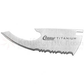 Clauss TigerSharp™ Titanium Bonded® Replacement Blades