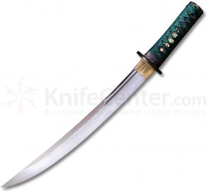 Cold Steel 88DT Dragonfly Series O Tanto Sword 15 inch Carbon Steel Blade