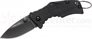 Cold Steel 27TDS Micro Recon 1 Spear Point 2 inch AUS8 Plain Blade, G10 Handles