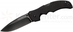 Cold Steel 27TLCS Recon 1 Spear Point 4 inch CTS-XHP Plain Blade, G10 Handles