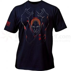 Cold Steel TH2 T-Shirt - Samurai, L