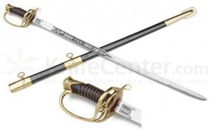 CSA Officer's Sword With Black Scabbard