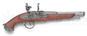 18th Century Pirate Flintlock Pistol