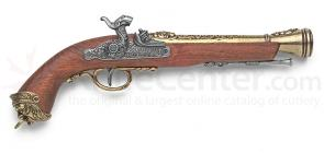 Spanish Made 19th Century Italian Replica Blunderbuss Percussion Pistol