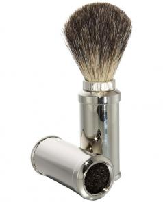 Concord Badger Hair Travel Shave Brush