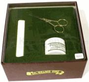 Colonel Conk Moustache Gift Set Wax, Scissors and Comb