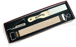 Colonel Conk #231B 3 Piece Straight Razor Set