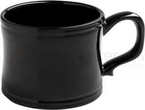 Colonel Conk #99 Super Shave Mug, Black
