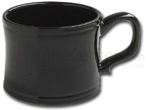 Colonel Conk Black Super Mug Shaving Mug