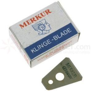 Merkur Replacement Blades for Moustache Eyebrow Razor 10 Pack