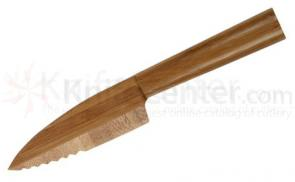 Core Bamboo 5 inch Vegetable Slicer, Bamboo Blade and Handle