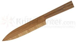 Core Bamboo 8 inch Chef's Slicer, Bamboo Blade and Handle