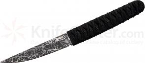 Columbia River 2367 Lucas Burnley Obake Fixed 3.64 inch Blade, Cord Wrapped Handle, Molded Sheath