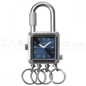 Dakota Watch Company Lock Clip, Blue Dial