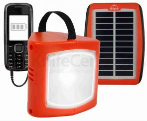 d.light Solar S300 Solar LED Lantern and Charger
