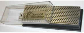 DMT W6XP 6 inch Diamond Whetstone, Extra-Coarse with Plastic Box