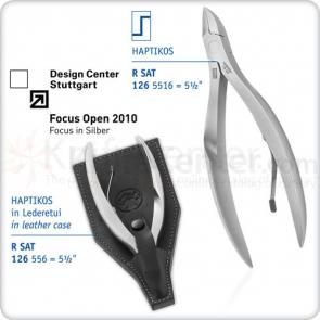 DOVO Haptikos Nail Nippers, 5-1/4 inch Overall
