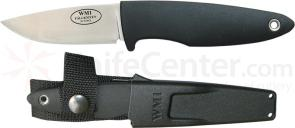 Fallkniven WM1z3G Sporting Knife 2.8 inch 3G Blade, Thermorun Handle, Zytel Sheath