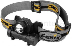 Fenix HL21 Variable Output LED Mini Headlamp, Black, 97 Max Lumens
