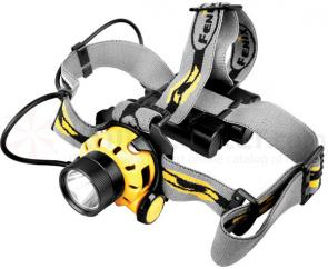 Fenix HP11 (R5) Variable-Output LED Headlamp, Yellow, 277 Max Lumens