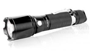 Fenix TK15 LED Flashlight, Black, 400 Max Lumens