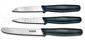 Victorinox Forschner 3-piece Kitchen Set w/Stainless Blades